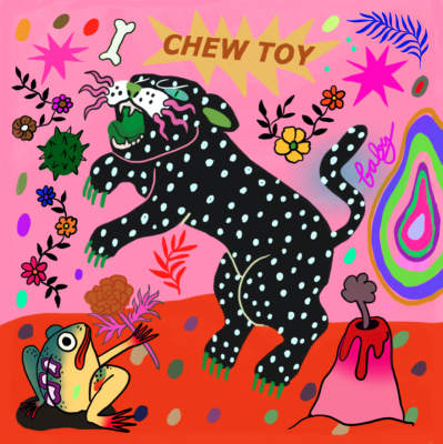 Sass Chew Toy record cover